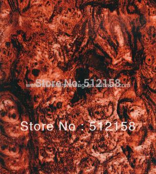 Walnut Wood Pattern Film   Width1m GW12722