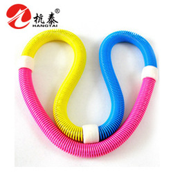 Spring hula hoop fashion soft hula hoop slimming 980(China (Mainland))