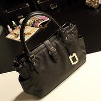 2013 spring fashion strap decoration handbag female bags