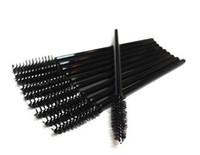 100pcs Free shipping False Eyelash Extension Mascara Disposable Mascara Wand Brush