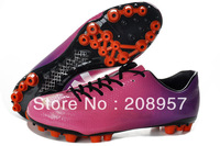 2013 new arrival Chameleon soccer shoes,men&#39;s TPU nail fashion soccer shoes with different model , eu 39-45