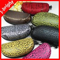 2013 I-bright Wholesale Portable sunglasses cases mirror eyewear box sunglasses box 10pcs/lot free shipping
