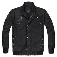 Autumn plus size jacket male plus size plus size fat men's clothing outerwear male jacket