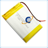 033450 3.7V 500mAh Lithium Polymer Rechargeable  Battery For Mp3 GPS NAV 303450