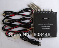 Free shipping Hantek PC 8CH Automotive Diagnostic Oscilloscope/DAQ/Programmable Generator 1008B