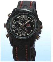 mini camcorders  8GB Waterproof watch camera Dvr wrist watch Waterproof video 720*480