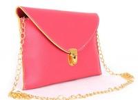 New Design!  Fashion Retro Chain Envelop Bag, Women Handbag Ladies' Shoulder Bag Clutch Bag Free Shipping