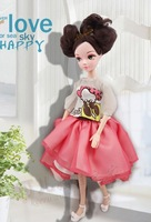 Kurhn doll Chinese Doll 29cm princess doll girls toys Joint body model Minnie toys for children Fashion Doll