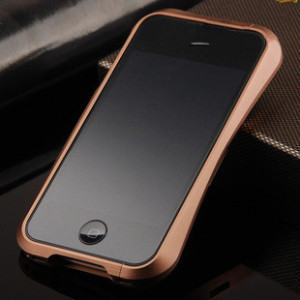 Porcelain for iphone 4 metal for apple 4s lovers mobile phone case bag shell