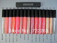 HOT!! Makeup Lip gloss 1.92g 15 Colors !! free shipping