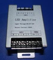 10A*3channel led RGB amplifier,DC12-24V input