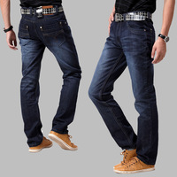 Trailer 2012 summer fashion male jeans Men fashionable casual straight jeans