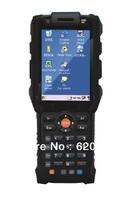 Windows CE 6.0 R3 OS Rugged Handheld PDA with WIFI GSM/GPRS GPS,HF RFID ,1D symbol laser Barcode Scanner,BT,Camera(MX9500)