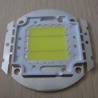 Super brightness 2400lm LED heat sink Oval Copper Base 45mil Epistar Bridgelux 20w LED COB downlight