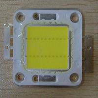 Super brightness 2400lm LED heat sink Oval Copper Base 45mil Epistar Bridgelux 20w LED chip