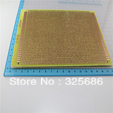 Glass plate epoxy board 7 * 9 universal board 7CM * 9CM experimental board circuit board Free Shipping 10PCS/LOT