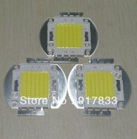 Excellent heatsink Superbrightness 6600lm Square Copper Base High Power Led bridgelux chip 60W