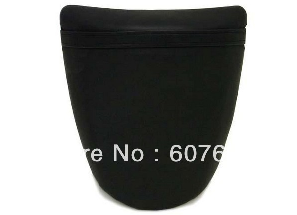 In stock BLACK REAR PILLION PASSENGER SEAT For 2003-2004 Kawasaki ZX-6R 636 Z1000 03-06(China (Mainland))