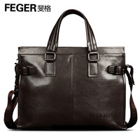 Commercial portable feger man bag briefcase laptop bag male shoulder bag