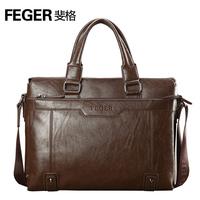 4.12 male handbag briefcase shoulder bag cross-body backpack quality man bag