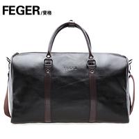 First layer of cowhide man bag commercial Men handbag travel bag large capacity boarding bag