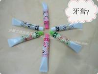 Ballpoint pen toothpaste pen decoration child pen