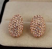 0205 accessories ol fashion elegant sparkling  beetle champagne drop
