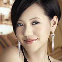0196 fashion personality of the elegant flower tassel earrings Women tassel drop earring