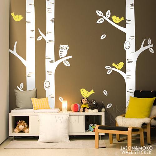Baby muurschildering promotie winkel voor promoties baby muurschildering op - Wallpaper voor hoofdeinde ...
