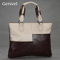 2013 hot-selling Men package  handbag commercial man bags shoulder bag male briefcase  Free shipping