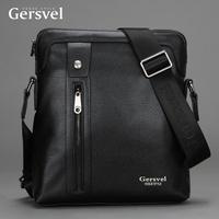 Man's shoulder bag casual  Handbag vertical rivet black Bags for men designer tote  Free shipping