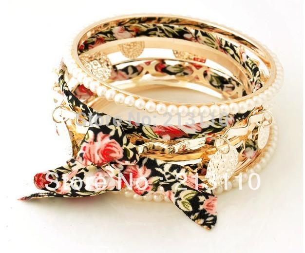 (מינימום הזמנה היא 10 דולר,מעורב) סדר אופנה קוריאנית האוקיינוס בסגנון בעבודת יד פקוק בגדים שרשרת משלוח חינם