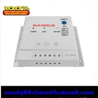 15A MPPT Solar Regulator Charge Controller 12V 24V Autoswitch Solar Panel free shippinh wholesale