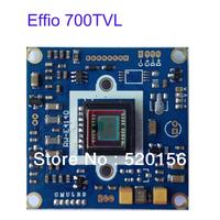 Free Shipping Original EFFIO 700TVL 4140+811 Scheme for Camera  Accessories    AG-CB008