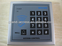 Free Shipping Original MG236 ,Single Access Control,Single Access Control with Keypad,door access control+10pcs cards