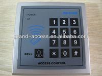 Free Shipping Original MG236 ,Single Access Control,Single Access Control with Keypad,door access control+10pcs cards