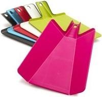 Joseph Joseph plastic handle can folding cutting chopping block/creative chopping board/kitchenware tools  16020