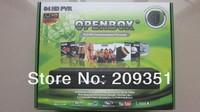 20pcs/lot Hot Sale Original Hot Sale Receiver OPENBOX S4 & openbox x5 Support Youtube,Google,USB WiFi
