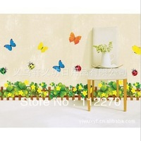5sets 45*60CM Sticker, Wall Sticker, Kids/Baby Favorite Room Paper /stickers wall Free shipping 003001 (32)