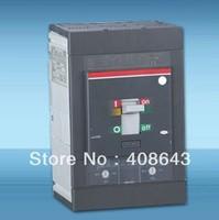 Free shipping  ABB TMAX 500A 3P Moulded case circuit breaker ABB MCCB