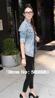 Kendall Jenner in brand glasses women FT5208 tortoise eye glasses 052 silver log eyewear frames for men