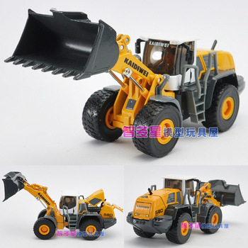 free shipping 1:50 Kedive MAC forklift alloy ultra solid weight alloy model cars