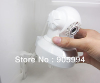 Wireless WIFI IP Camera Webcam 2-Way Audio Nightvision CCTV camera dropshipping free shipping