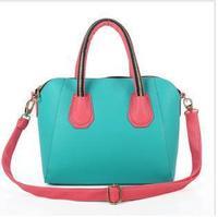 Candy-colored shoulder Bag homegrown stereotypes shell bag hard shell bag candy hit the color smiley handbag