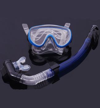 Submersible mirror full dry breathing tube flipper snorkel triratna submersible set
