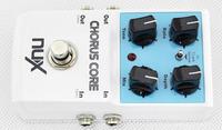 NUX Chorus Core Guitar Effect Pedal, Chorus Guitar Pedal Normal and Tri chorus True Bypass