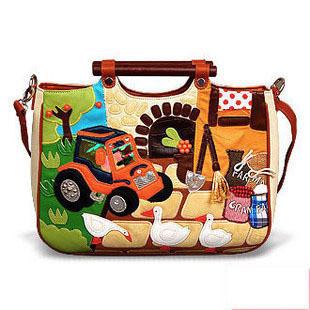 Braccialini 's same designer women's handbag candy color handbags messenger bag popular in europe and america bags Class design(China (Mainland))