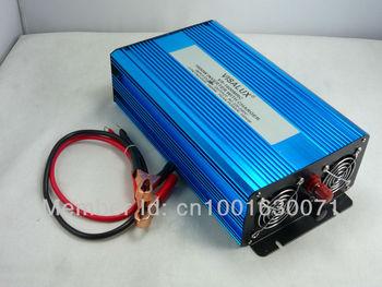 12V/24v/48vdc to 220V/110V 3000W Peak 1500W Pure Sine Wave Power Inverter 24V DC Input 220-240V AC Output 50Hz,Power Tools Car