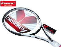 Free shipping high quality Kawaski KAWASAKI craze480 tennis racket full carbon large racquet