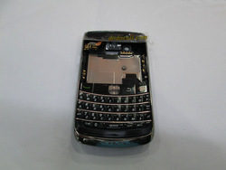 Hot sale! Original Full Housing Cover Case with logo Replacement For Blackberry Bold 9700, free shipping(China (Mainland))